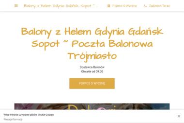 Dekori - Śluby / Eventy / Balony - Usługi Dekorowania Wnętrz Gdynia