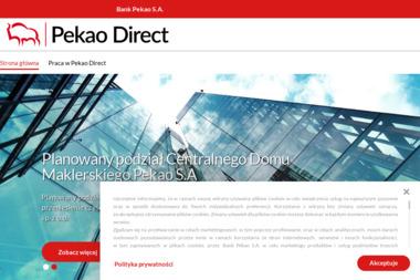 Centrum Bankowości Bezposredniej - Pożyczki bez BIK Łódź