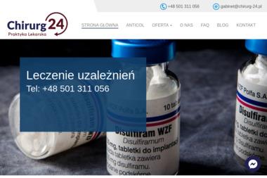 Chirurg 24 - Terapia uzależnień Warszawa