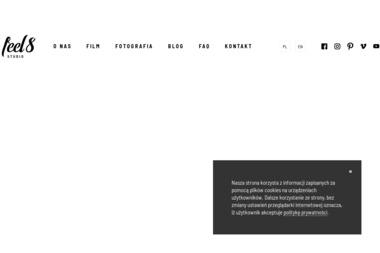 Feel 8 Studio - Kamerzysta Nowy Targ
