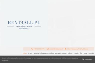 Holidaycar.pl - Wypożyczalnia samochodów Rydułtowy