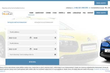 EuroCar - Wypożyczalnia samochodów Biała