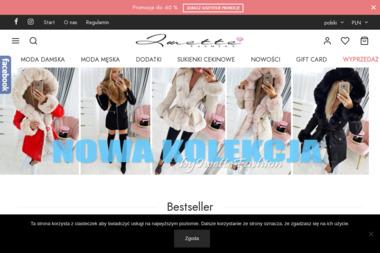 Iwette Fashion - Polski Producent Odzieży Damskiej Rzeszów