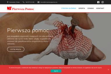 MF Pierwsza Pomoc - Kpp Sosnowiec