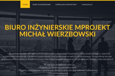 Biuro Inżynierskie mProjekt Michał Wierzbowski - Architekt Katowice