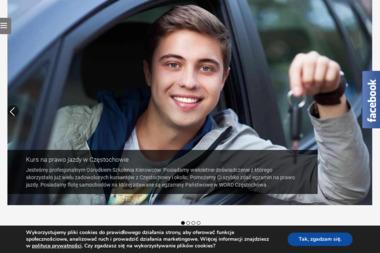 Ośrodek Kursowego Szkolenia Kierowców Andrzej Tyła - Szkoła jazdy Częstochowa