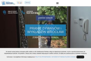 Automatyczna Pralnia Dywanów PierzDywan - Pranie i prasowanie Wrocław