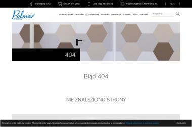 Polmar Profil sp z o.o - Wyposażenie łazienki Lubliniec