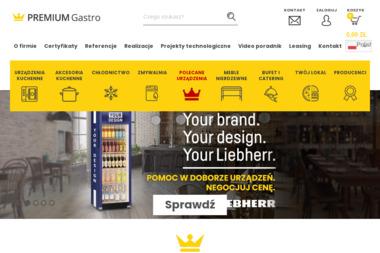 Premiumgastro - Dla przemysłu spożywczego Warszawa