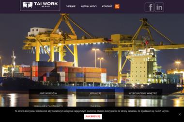 Tai Work Invest Sp Z o.o. - Montaż wykładzin Gdańsk