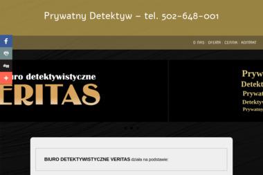 Biuro Detektywistyczne Veritas - Detektyw Gliwice