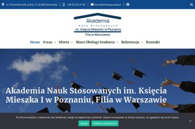Wyższa Szkoła Pedagogiki i Administracji - Uczelnie wyższe Warszawa