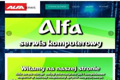 Alfa-Serwis - Instalacje Hrubieszów