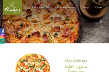 Pizzeria Ambar Bydgoszcz - Lokale gastronomiczne Bydgoszcz