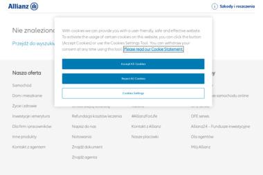Rafał Przerwa Zenefir - Ubezpieczenie firmy Poznań