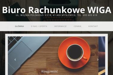 Biuro Rachunkowe WIGA s.c. Wirginia Figura-Wołek, Paweł Figura - Biuro rachunkowe Mysłowice