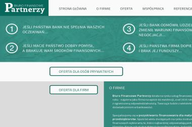 Biuro Finansowe Partnerzy Sp. z o.o. - Doradztwo Kredytowe Poznań