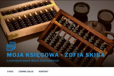 MOJA KSIĘGOWA - ZOFIA SKIBA - Usługi podatkowe Płock