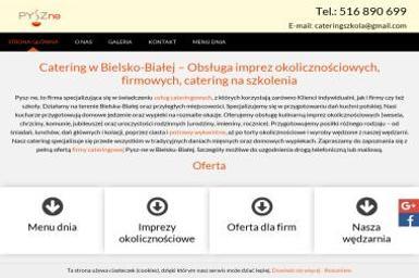 Przedsiębiorstwo Handlowo-Usługowe Pysz-Ne - Catering Na Komunię Bielsko-Biała