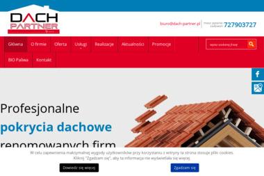 Dach Partner Sp. z o.o. - Pokrycia dachowe Konin