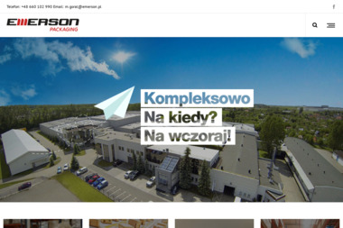 Direct Channel Packaging Sp. z o.o. - Opakowania Katowice