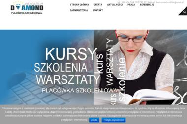 Diamond Education. Kursy, szkolenia - Kursy zawodowe Warszawa