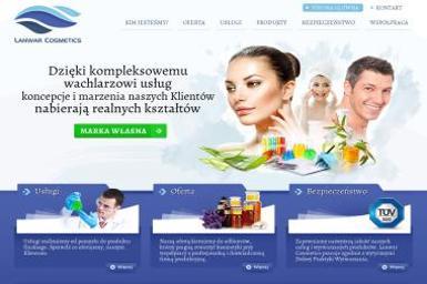Lanwar Cosmetics Agnieszka Atraszkiewicz Jerzy Warszawski Sp. J. - Pakowanie i konfekcjonowanie Poznań