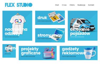 Flex Studio - Nadruki na Bluzach Rzeszów