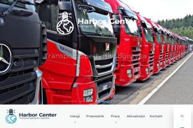 Harbor Center Sp. z o.o. - Transport międzynarodowy Warszawa