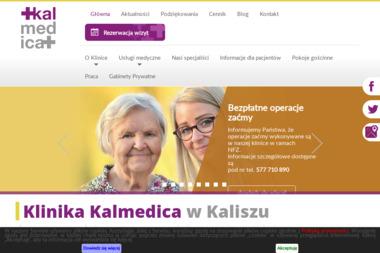 KALMEDICA SP. Z O. O. - Opieka medyczna Dębniałki kaliskie