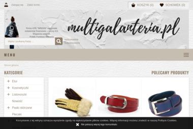 MultiGalanteria - Dostawcy i producenci 艢wi臋toch艂owice