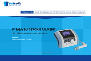 PALMEDIC Gabinet Rehabilitacji GRZEGORZ PALUSZEK - Opieka medyczna Łomża