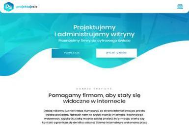 ProjektujeSie.pl - Strony internetowe Klecza Górna