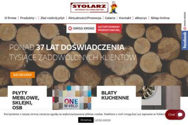 Stolarz - Skład drewna Opole