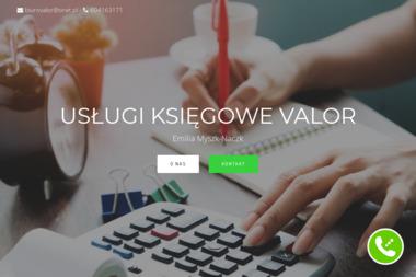 Usługi księgowe VALOR - Finanse Turze