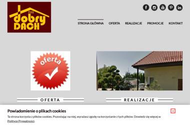P.H.U Dobry Dach Edward Grzegorek - Pokrycia dachowe Sieradz