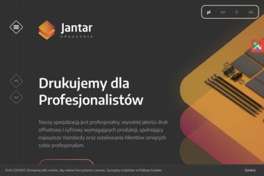 Drukarnia Jantar - Graficy Janów
