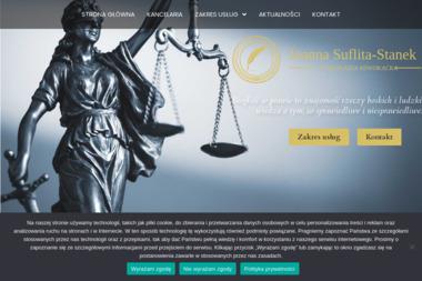 Kancelaria Adwokacka Joanna Suflita-Stanek - Kancelaria Prawna Grodzisk Mazowiecki