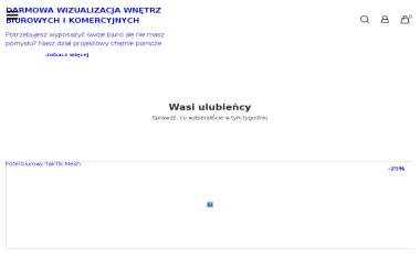 Meblicante Kraków - Wyposażenie firmy i biura Kraków