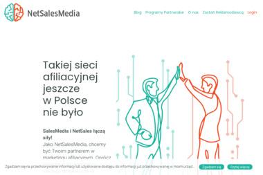netsalesmedia - Roznoszenie Ulotek Warszawa
