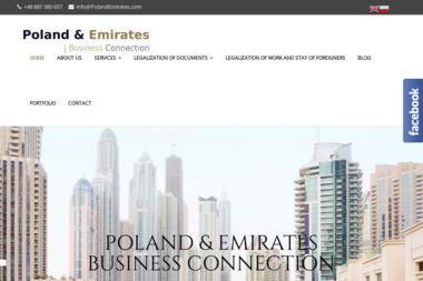 Poland & Emirates - Firma konsultingowa Warszawa
