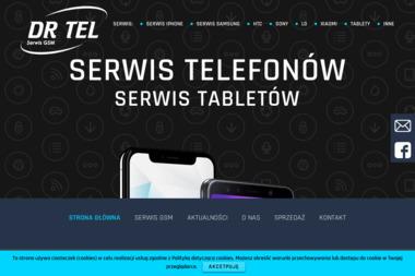 DR TEL SERWIS GSM - Naprawa Telefonów Pruszcz Gdański