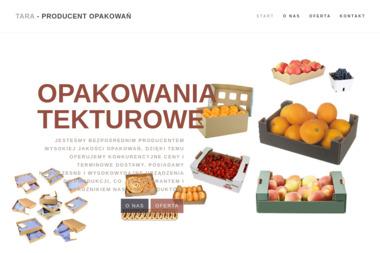 Tara.lublin.pl - Sprzedaż Opakowań Niedrzwica Duża