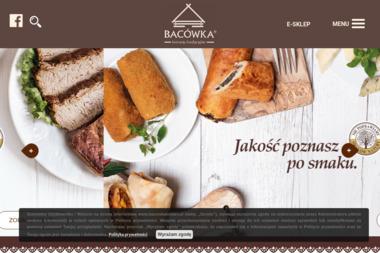 Bacówka Towary Tradycyjne sp.z.o.o. sp.k. - Kosze prezentowe Rajbrot
