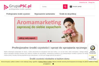 Grupa PSC - Profesjonalne Środki Czystości - Środki czystości Bytom