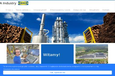 IKEA Industry Poland Sp. z o.o. - Meble na wymiar Kipary