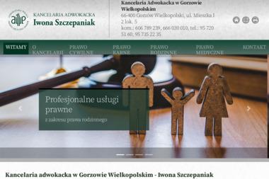 LEX-IS Kancelaria Adwokacka Iwona Szczepaniak - Kancelaria Adwokacka Gorzów Wielkopolski