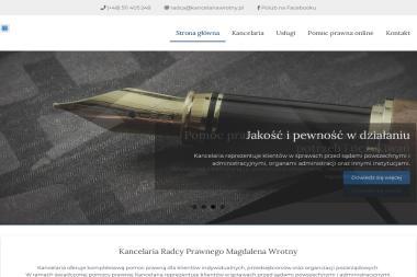 Radca Prawny Magdalena Wrotny - Adwokat Rzeszów