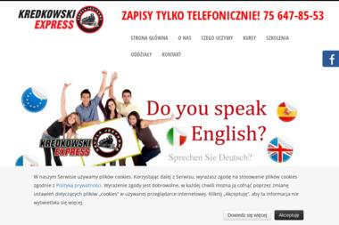Szkoła Językowa Kredkowski Express - Nauczanie Języków Lwówek Śląski