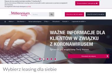 Millennium Leasing Sp. z o.o. Przedstawicielstwo Detaliczne w Szczecinie - Leasing Konsumencki Szczecin